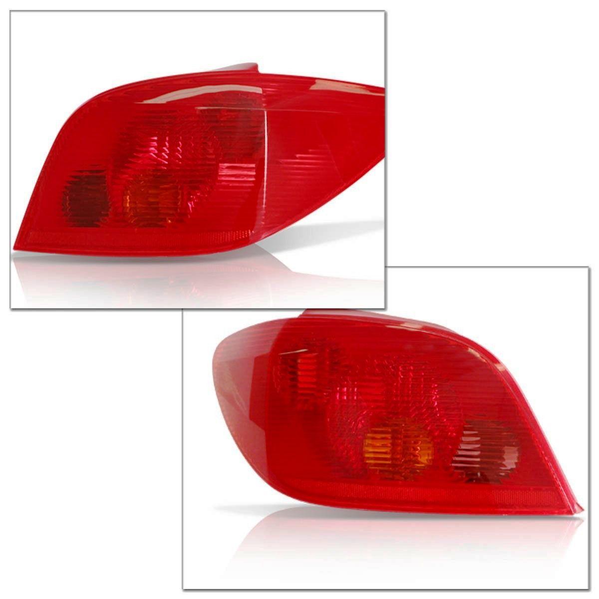 Lanterna Traseira Peugeot 307 2007 2008 2009 2010 2011 2012