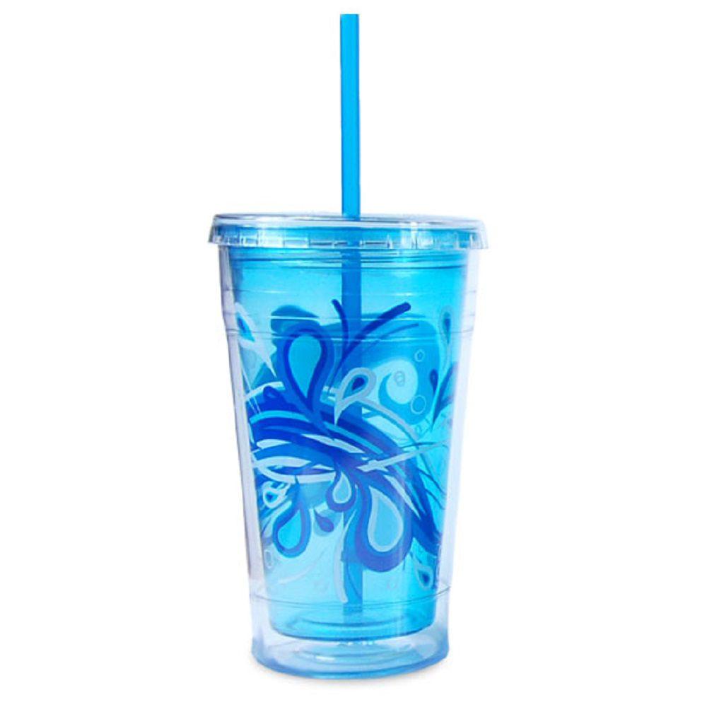 Copo Cool Gear Tinted Azul