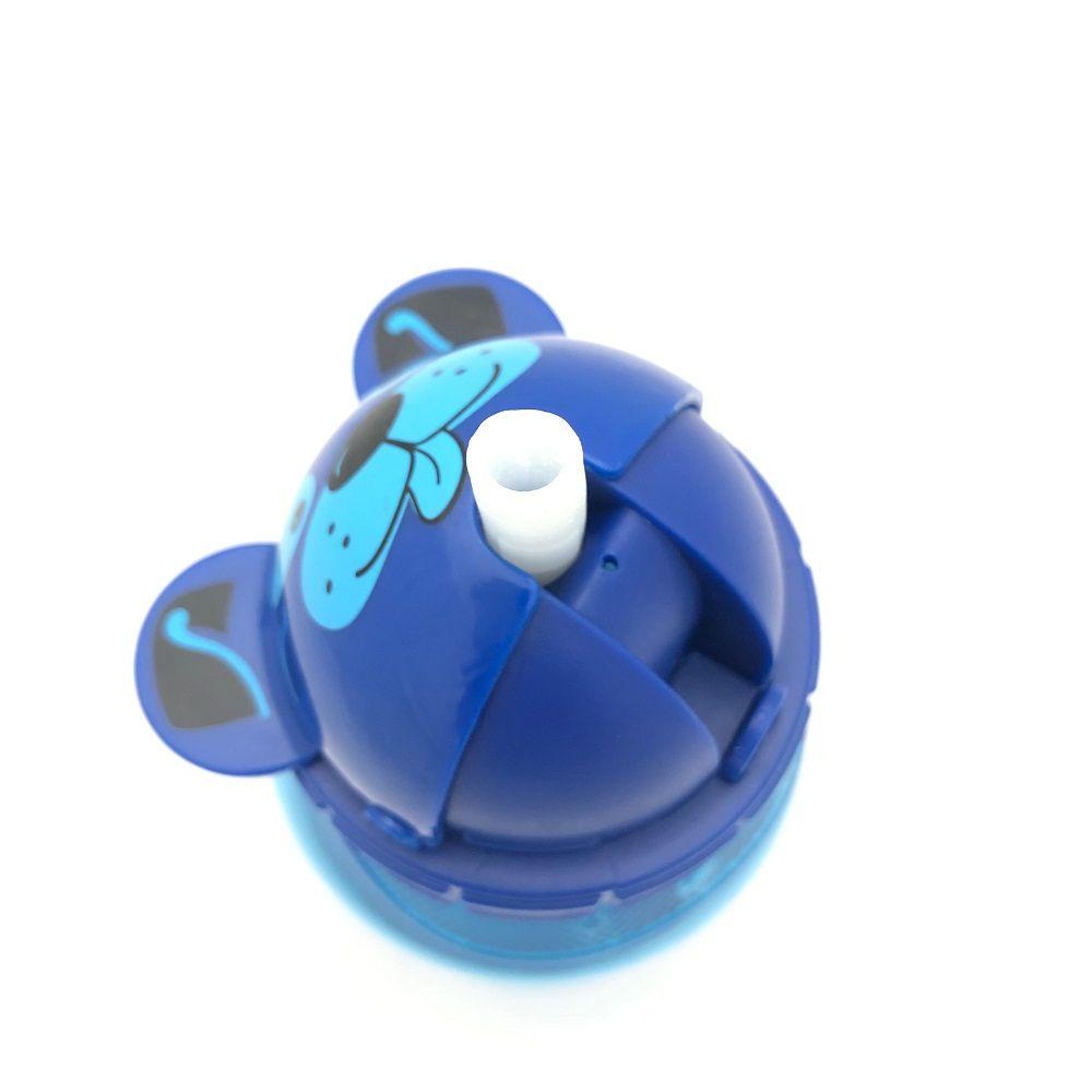 Garrafa Cool Gear Azul Marinho Dog