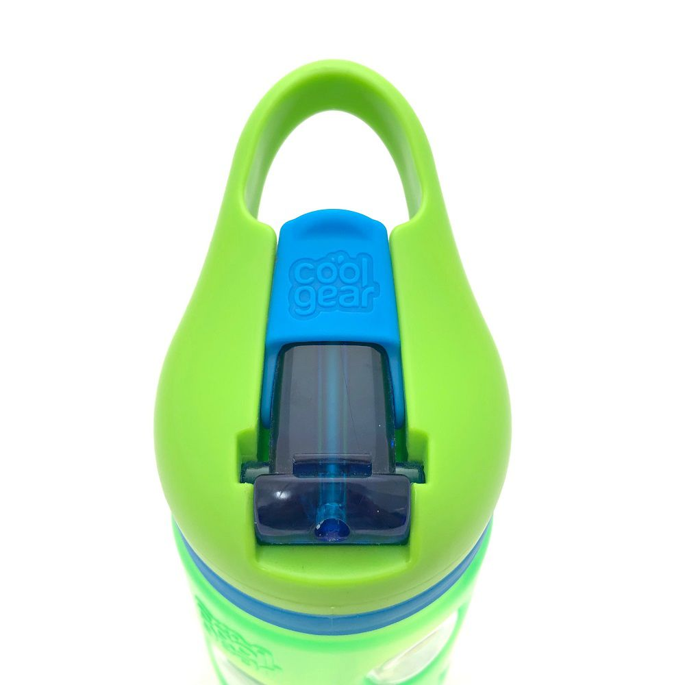 Garrafa Cool Gear Roundagon Verde