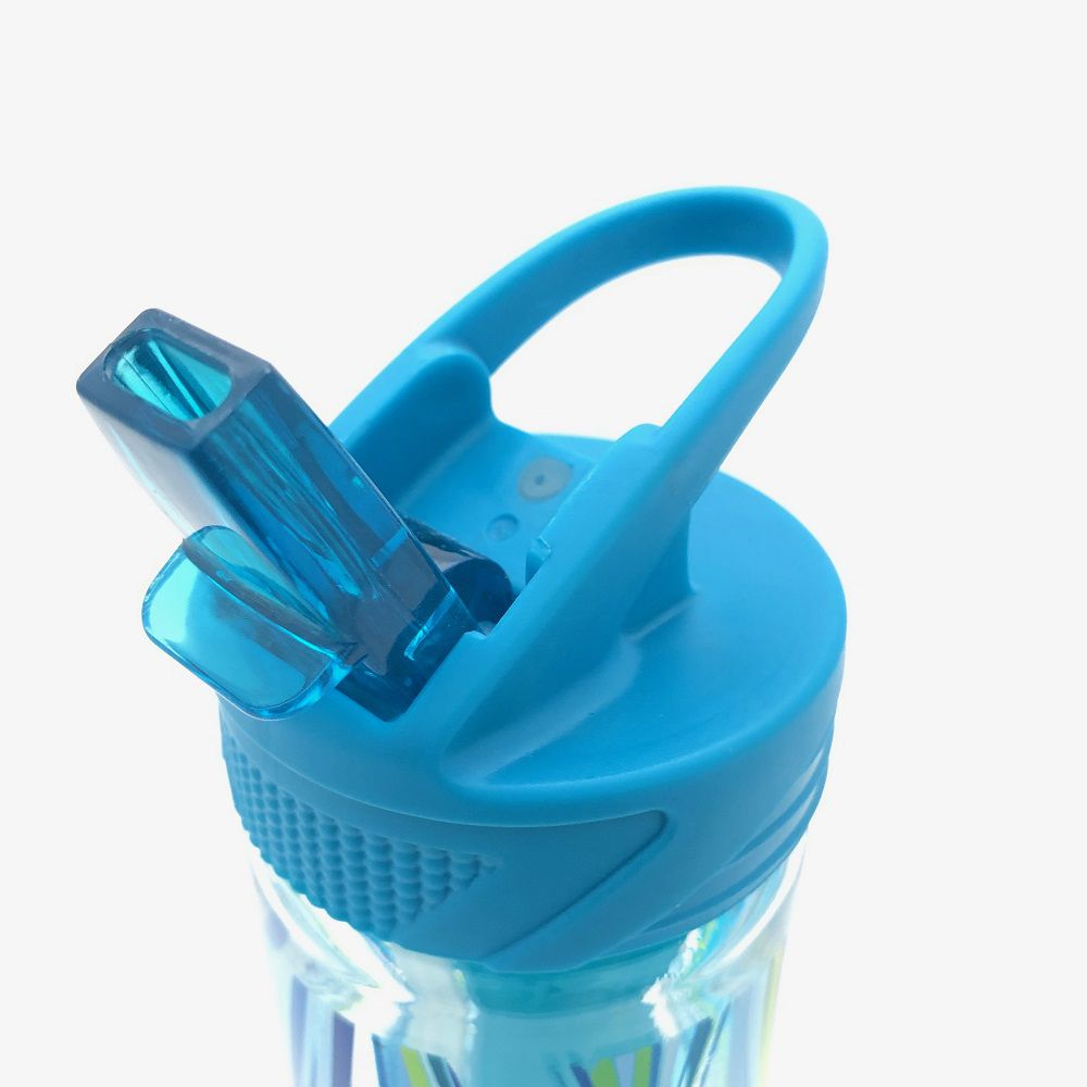 Garrafa Cool Gear Straightwall Azul