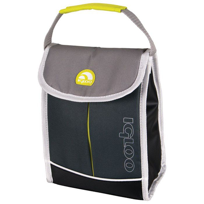 Lancheira Térmica Igloo Bag It Amarela