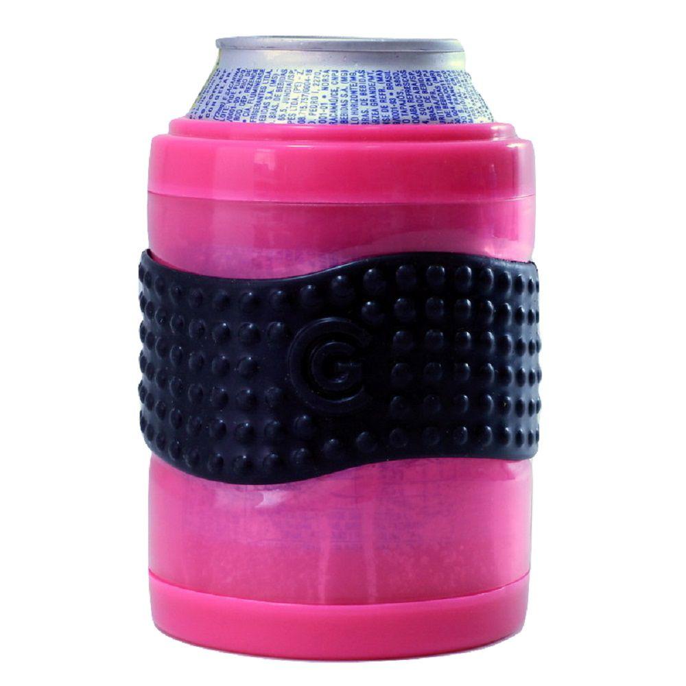 Porta lata Cool Gear Rosa