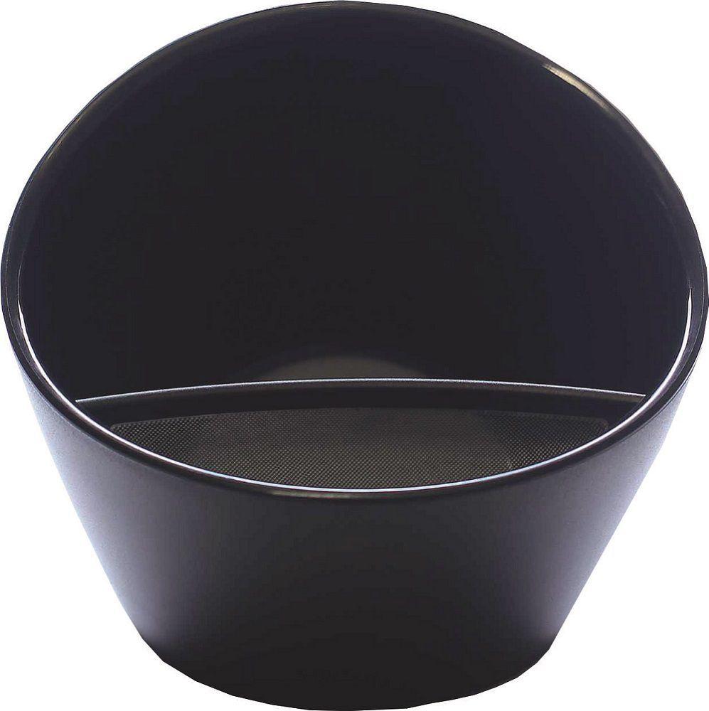 Xícara de chá Magisso preta