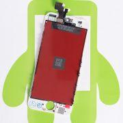 Tela LCD iMonster Premium iPhone 5 Branca
