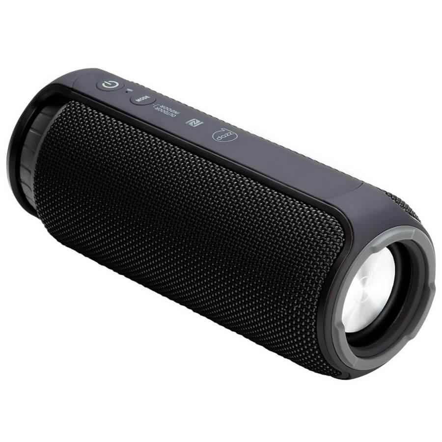 Caixa de som Bluetooth Hobby 601475-4 Preta 24w 42000mAh
