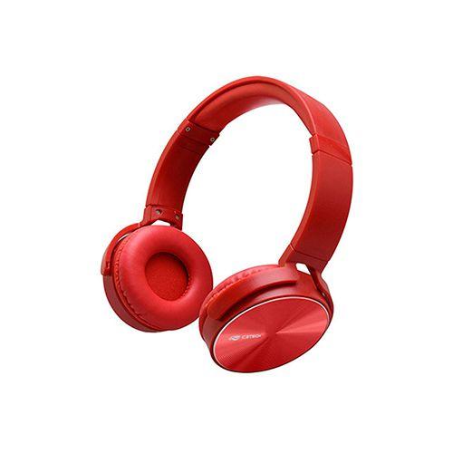 Headset Com Microfone PH110RD Vermelho C3Tech