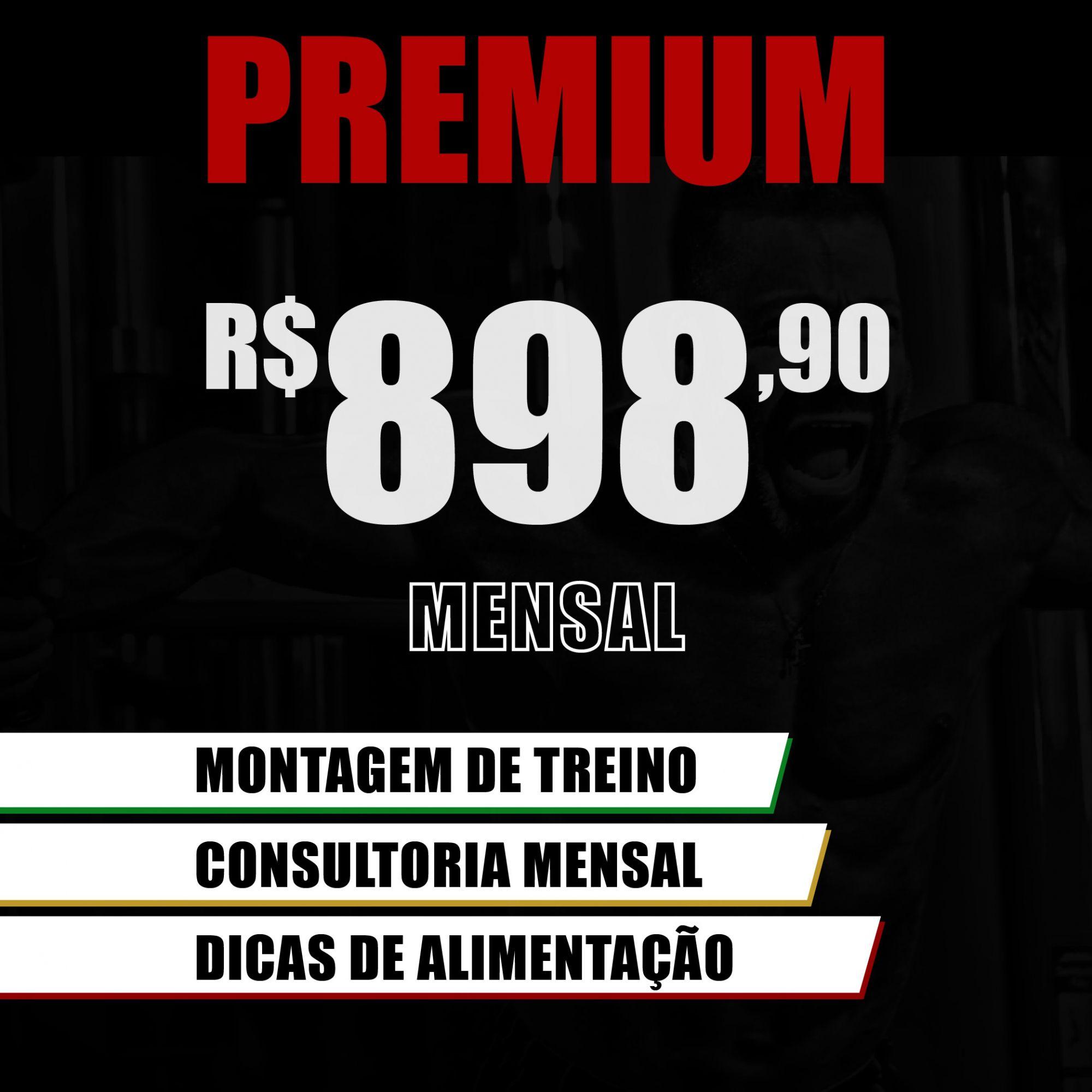 Plano Premium  - Loja do Maradona