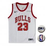 Camisa Regata Chicago Bulls Branco