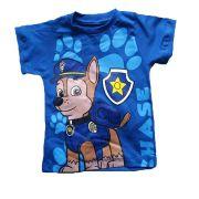 Camiseta Infantil Patrulha Canina Chase
