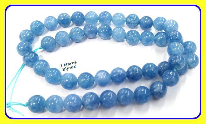 Amazonita Azul 8mm