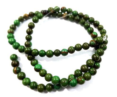 Pedra Jaspe Verde 4mm