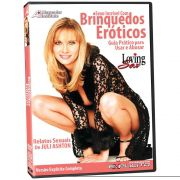DVD - Sexo Incrível com Brinquedos Eróticos