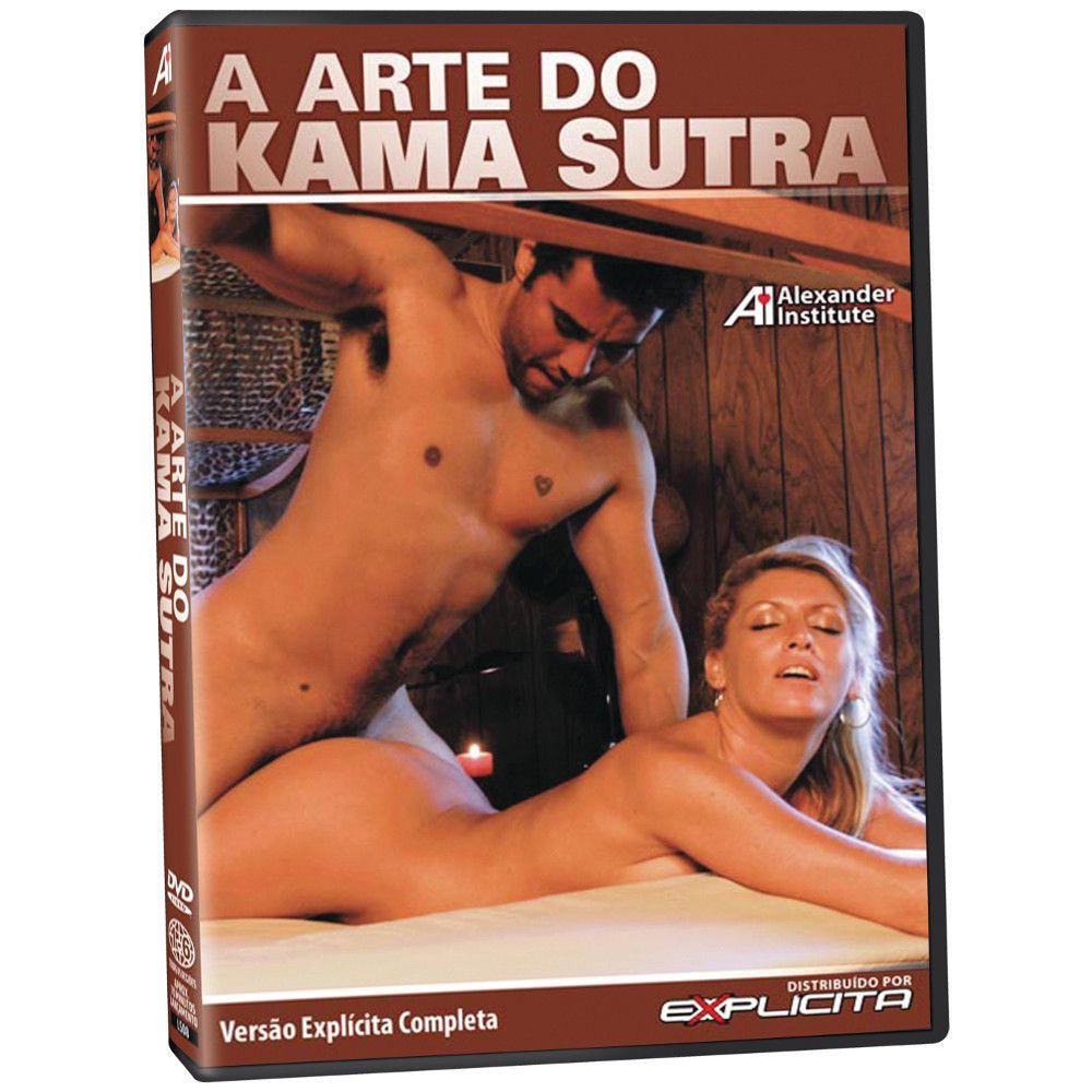 DVD - A Arte do Kama Sutra - Loving Sex