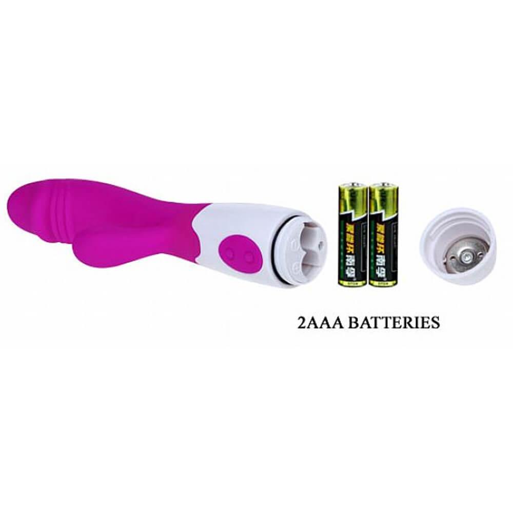 Vibrador Estimulador de Clitóris com 30 Níveis de Vibração - Pretty Love Snapy