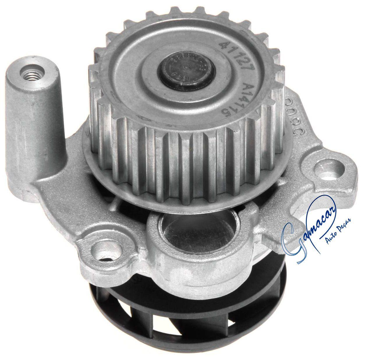 Bomba dAgua Audi A3 1.8 20v Aspirado / Turbo 1997 - 2006  VW Jetta 2.0 8v Flex Turbo  2011 - 2017