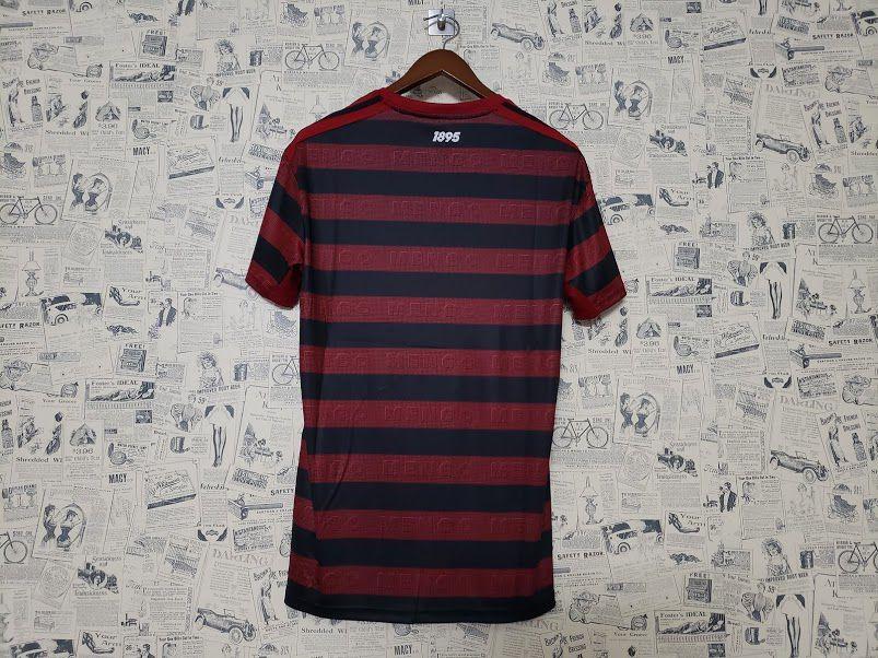 58acdaa04e ... Camisa Flamengo I 19/20 s/n° Torcedor Adidas Masculina - Vermelho e