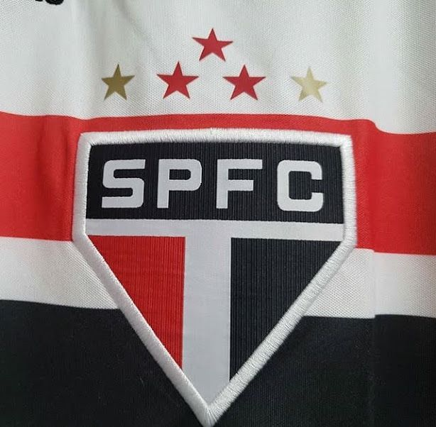 0800093cb8 ... Camisa São Paulo I 2018 s/n° Torcedor Adidas Masculina - Branco e  Vermelho