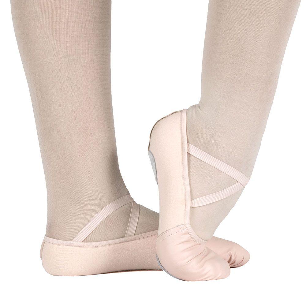 Sapatilha Glove Foot Stretch - Couro