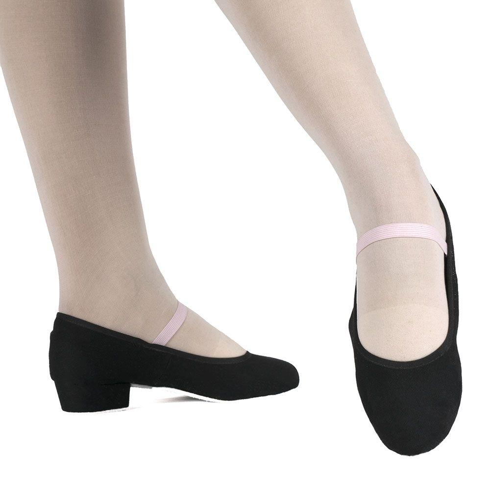 Sapato Caráter Modelo Royal - Lona