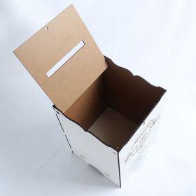 Caixa Casamento Operação Lua De Mel Para Envelope