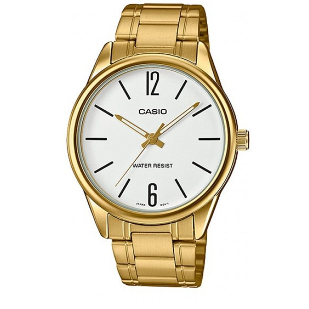 Relógio Casio Feminino Analógico LTP-V005G-7BUDF