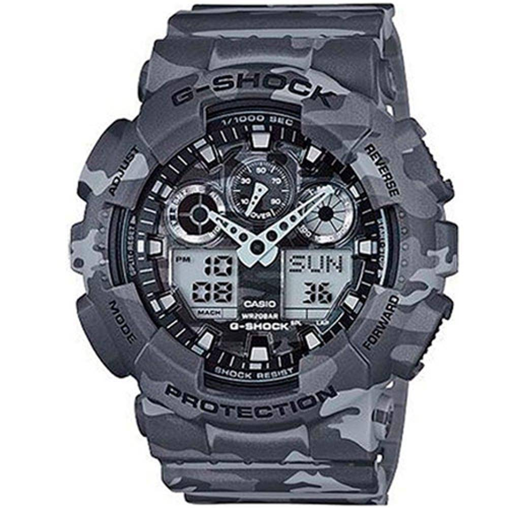 Relógio Casio G-Shock GA-100CM-8ADR