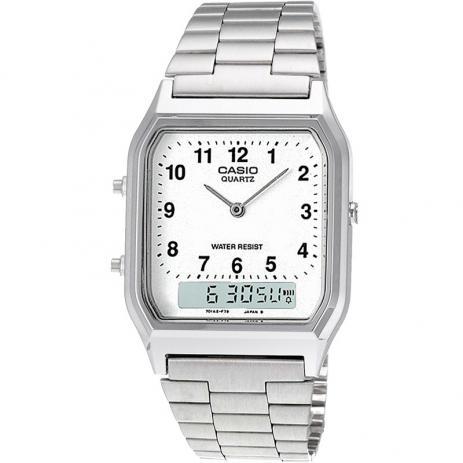 Relógio Casio Vintage AQ-230A-7BMQ