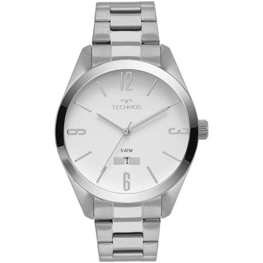 Relógio Technos Masculino 2115MNU/1B Steel