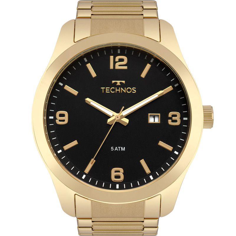 Relógio Technos Masculino 2115mpl/4p