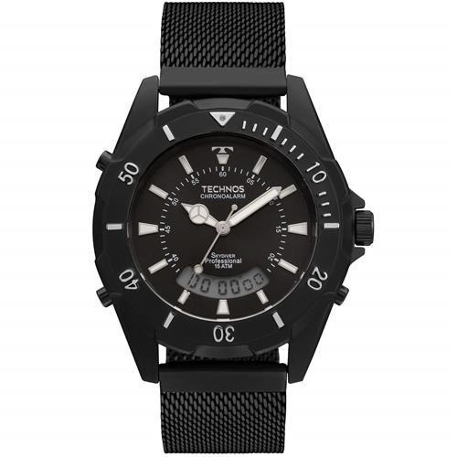 Relógio Technos Skydiver Masculino t205jg/4p