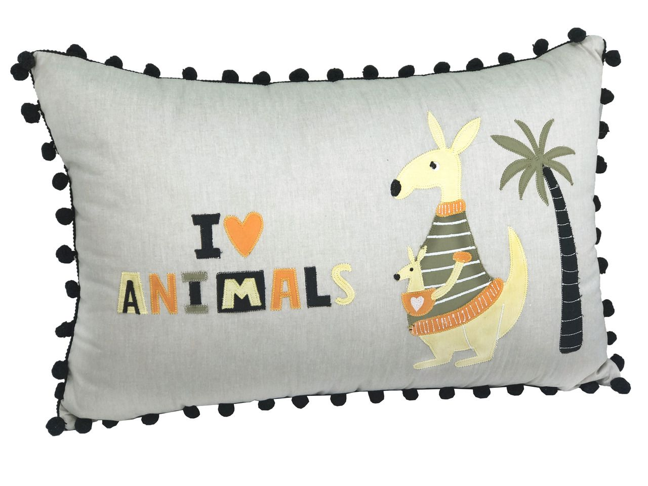 Almofadão I Love Animals