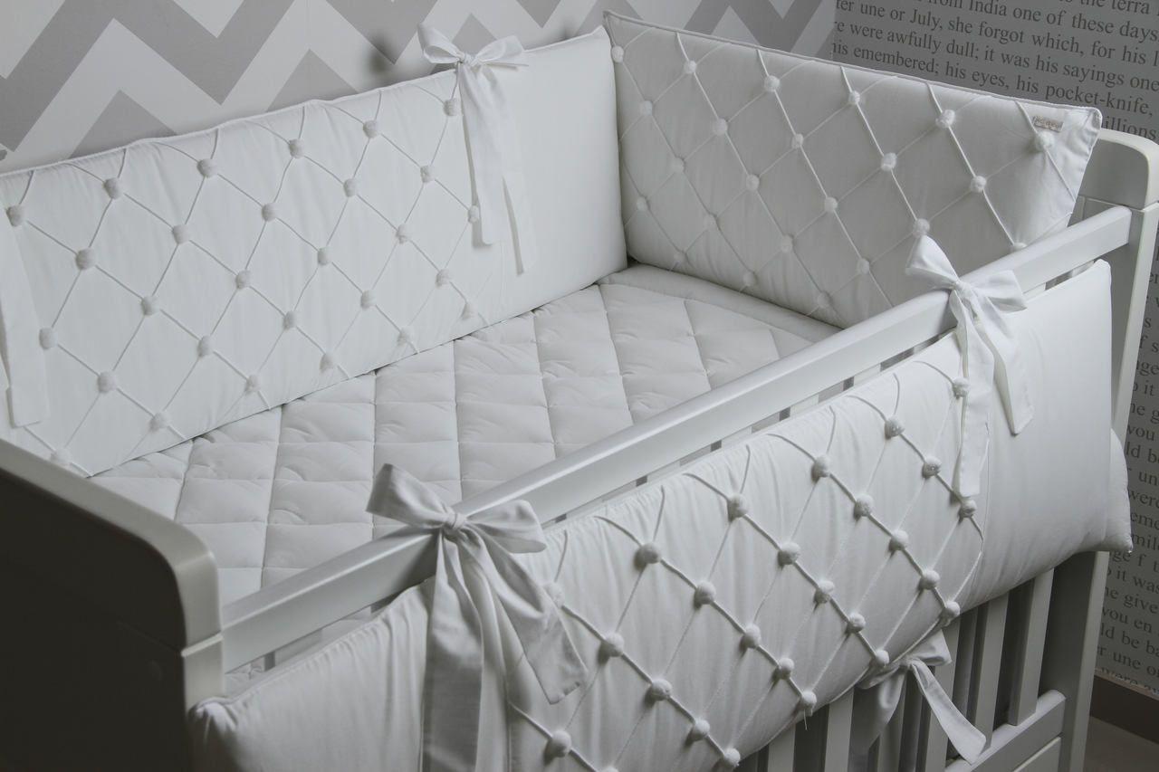 Kit 3 Protetores Sonho Branco