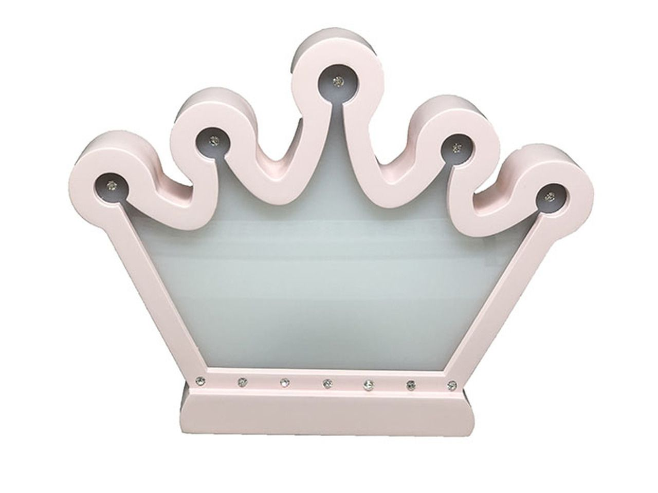 Luminária de Mesa Coroa