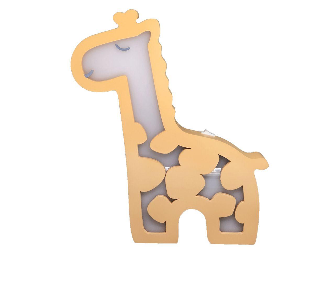 Luminária de Mesa Girafa