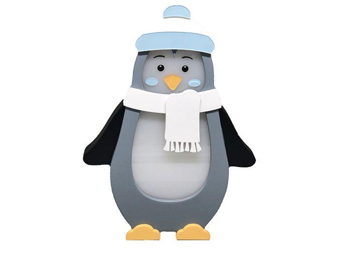 Luminária de Mesa Pinguim