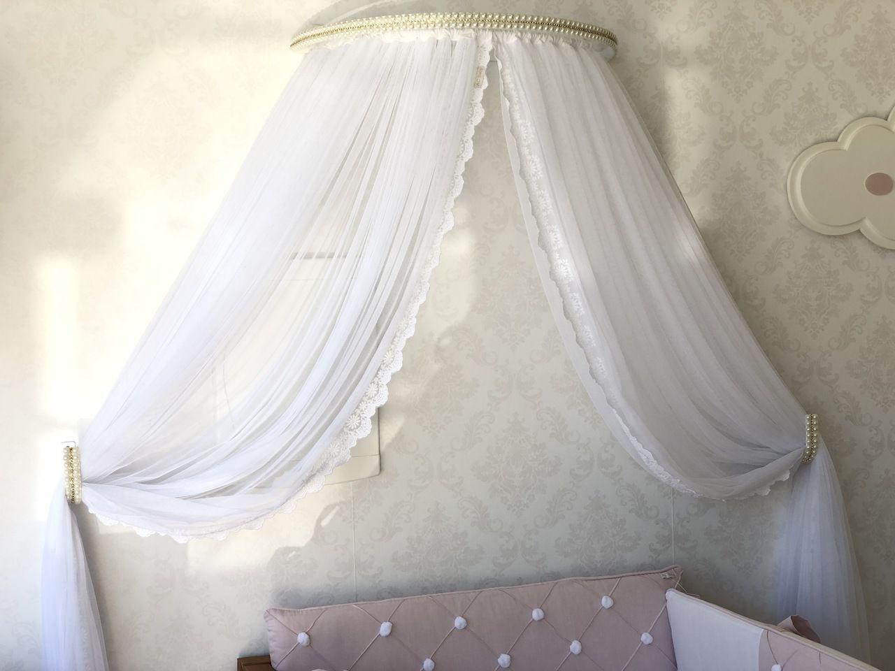 Mosquiteiro de Micro Tule Branco