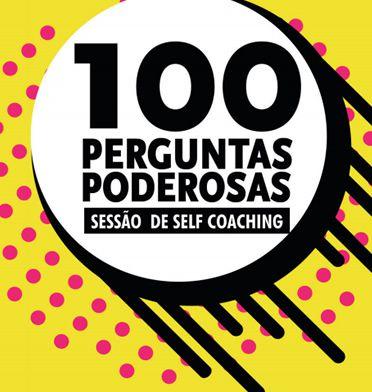 100 Perguntas Poderosas de Self Coaching  - IBCShop
