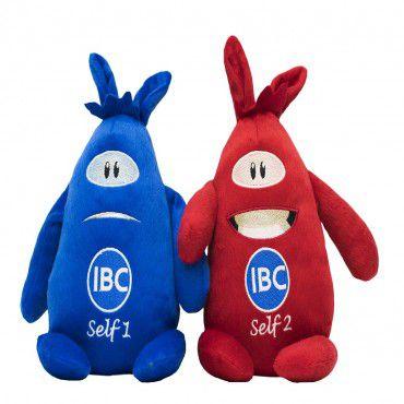 Bonequinhos Self 1 e Self 2  - IBCShop