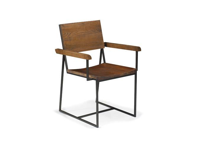 Cadeira Baxter Com Braço