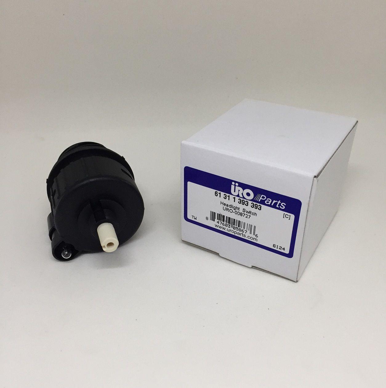 URO Parts 61 31 1 393 393 Headlight Switch