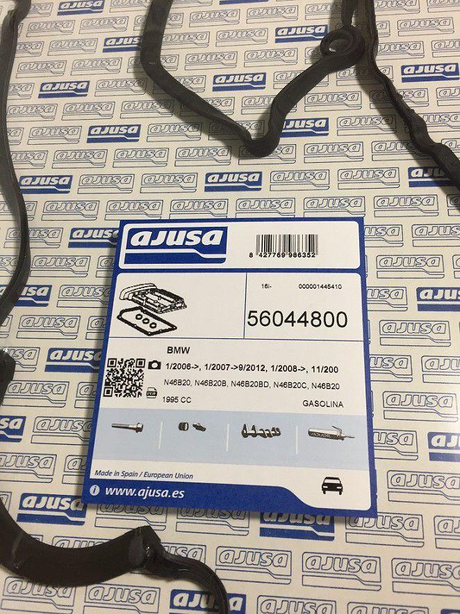 Junta de tampa de válvulas BMW 320 318 120 118 2008 2011 X1 18i 2008 2015 X1 20i 2008 2013