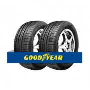 Kit com 2 Goodyear Aro 17 Eagle F1 Assymmetric 205/50 93W Linea Civic Sentra
