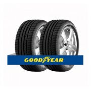 Kit com 2 Pneus Goodyear Aro 16 Efficient Grip 215/55 93V