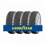 Kit com 4 Pneus Goodyear Aro 18  Eagle F1 Assymmetric 2 285/35 97Y