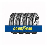 Kit com 4 Pneus Goodyear Aro 18 Eagle F1 Assymmetric 3 245/45 100Y