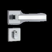 Fechadura Beta Classic Externa Inox - 3000 - 40mm - Stam