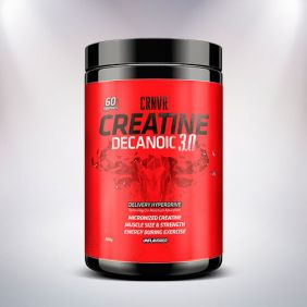 CREATINE DECANOIC 3.0 (300G) - CRNVR