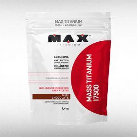 MASS TITANIUM 17500 (REFIL 1,4KG) - MAX TITANIUM