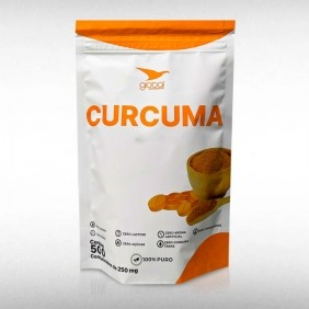 MTC CURCUMA 250MG (500TABS) - GLOBAL SUPLEMENTOS
